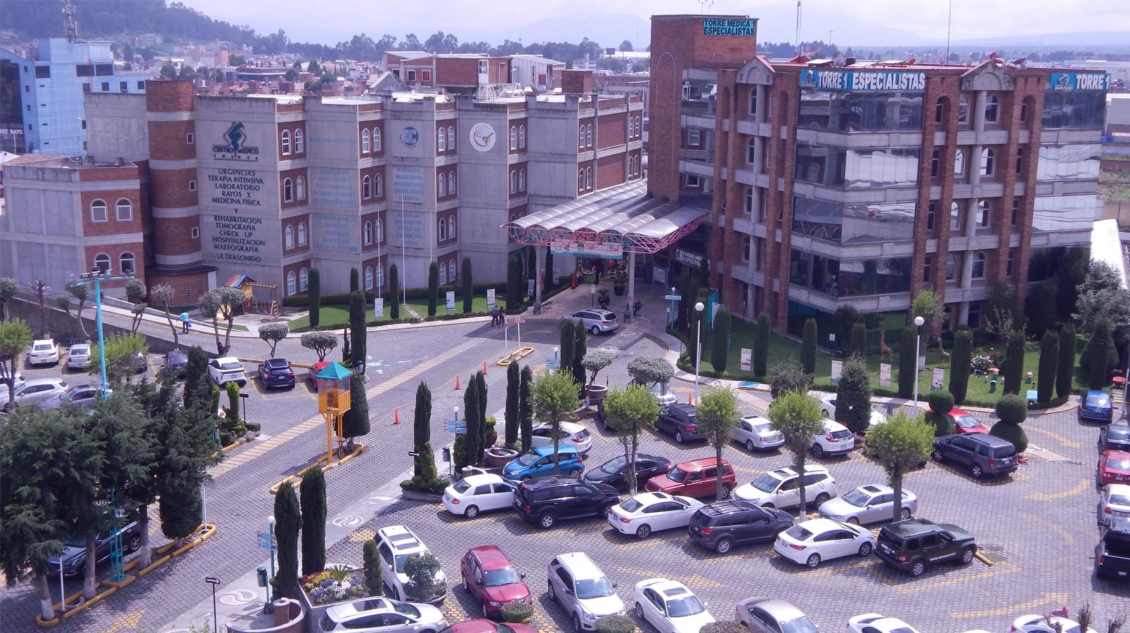 Nosotros Centro Medico de Toluca