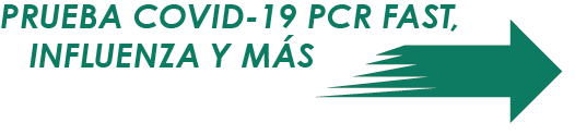 Prueba COVID-19 PCR FAST