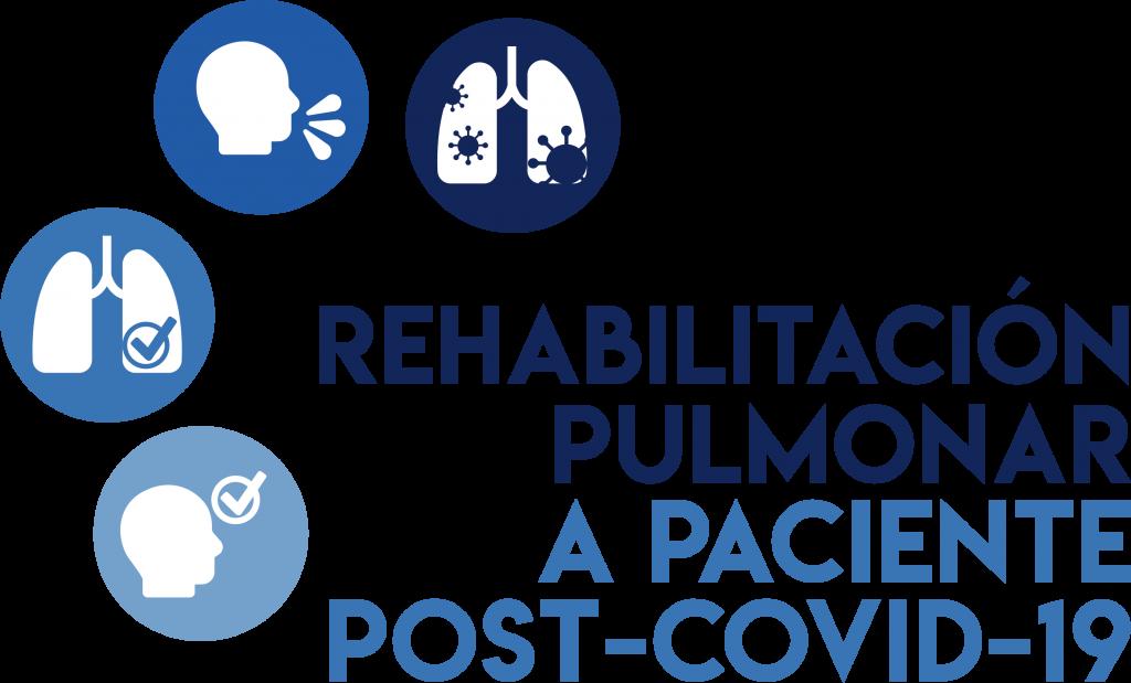 Rehabilitación pulmonar paciente covid